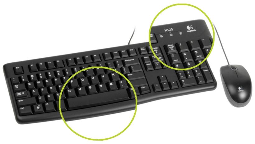 f15bd143227 Logitech® Desktop MK120 USB Wired Simplicity Mouse & Keyboard Combo ...
