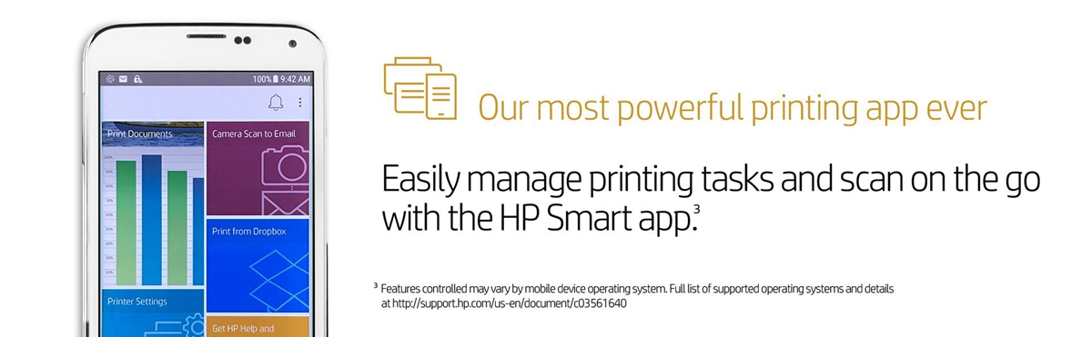 HP Laserjet Pro M477fdw Wireless All-in-One Colour Printer