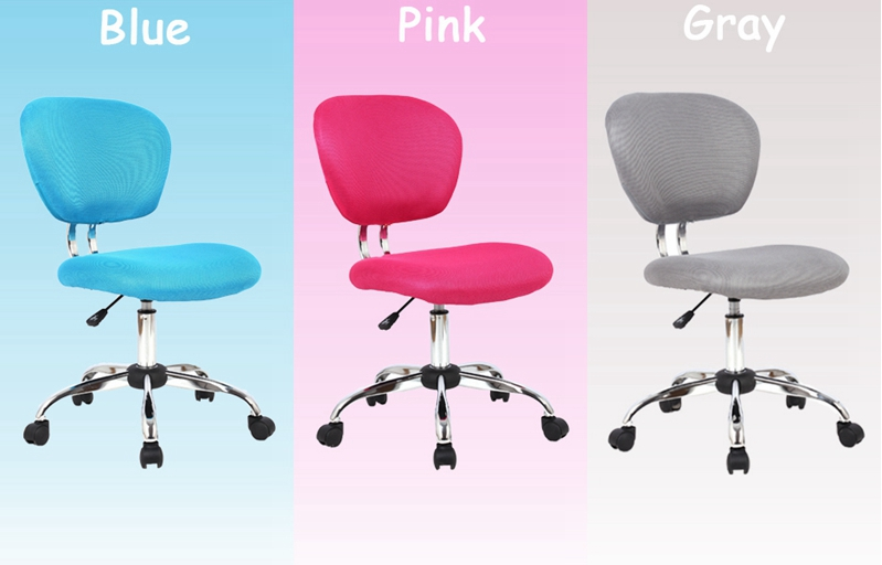 Enjoyable Office Desk Task Chair Fabric 3 Colours Moustache Pink Beatyapartments Chair Design Images Beatyapartmentscom