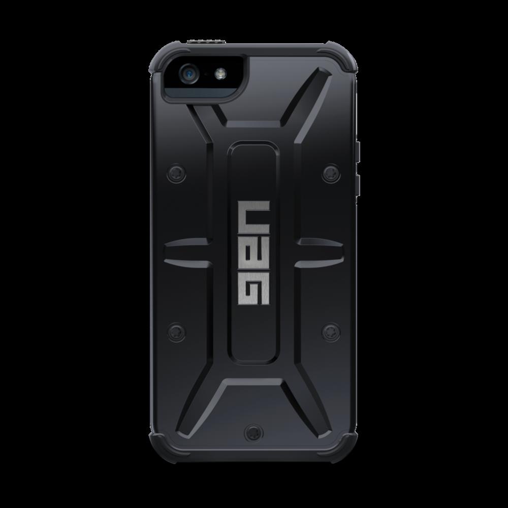 UAG® Composite Cas protection contre les chocs pour iPhone SE et iPhone 5/5S, noir