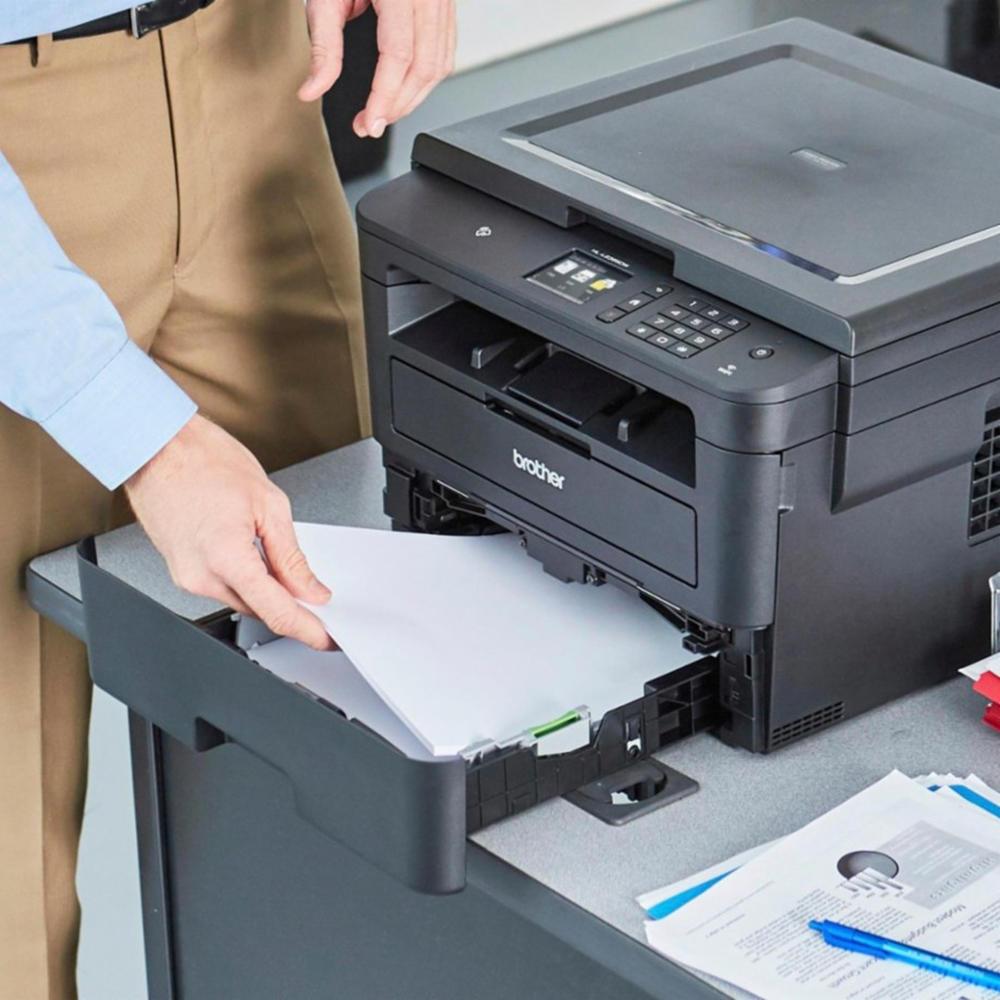 Brother HL-L2395DW Wireless Monochrome Laser Printer