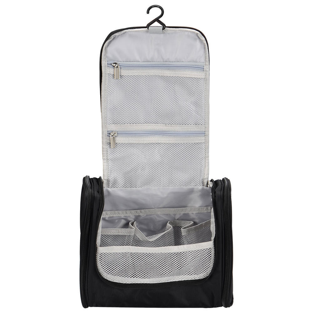 e5103735ed Portable Travel Toiletry Bag Waterproof Washbag Hanging Travel Kit -  SortWise™