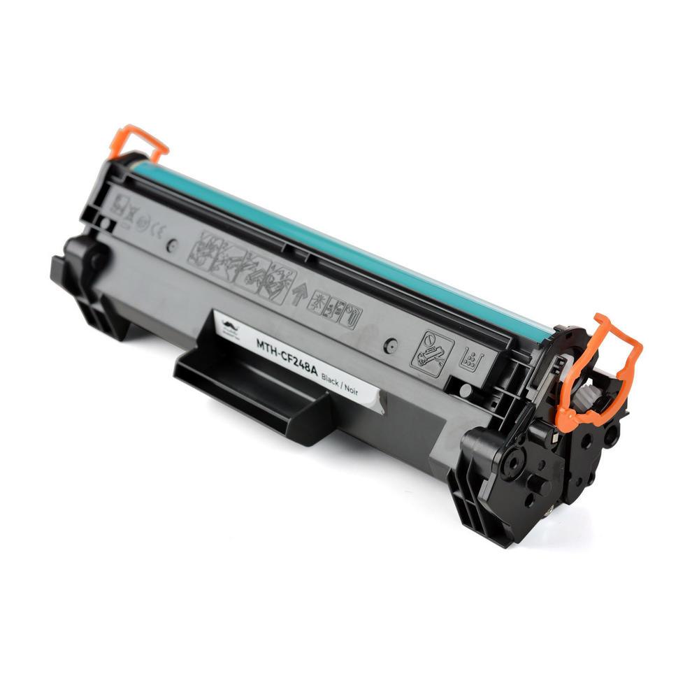 Compatible HP 48A CF248A Black Toner Cartridge - Moustache® - 1/Pack