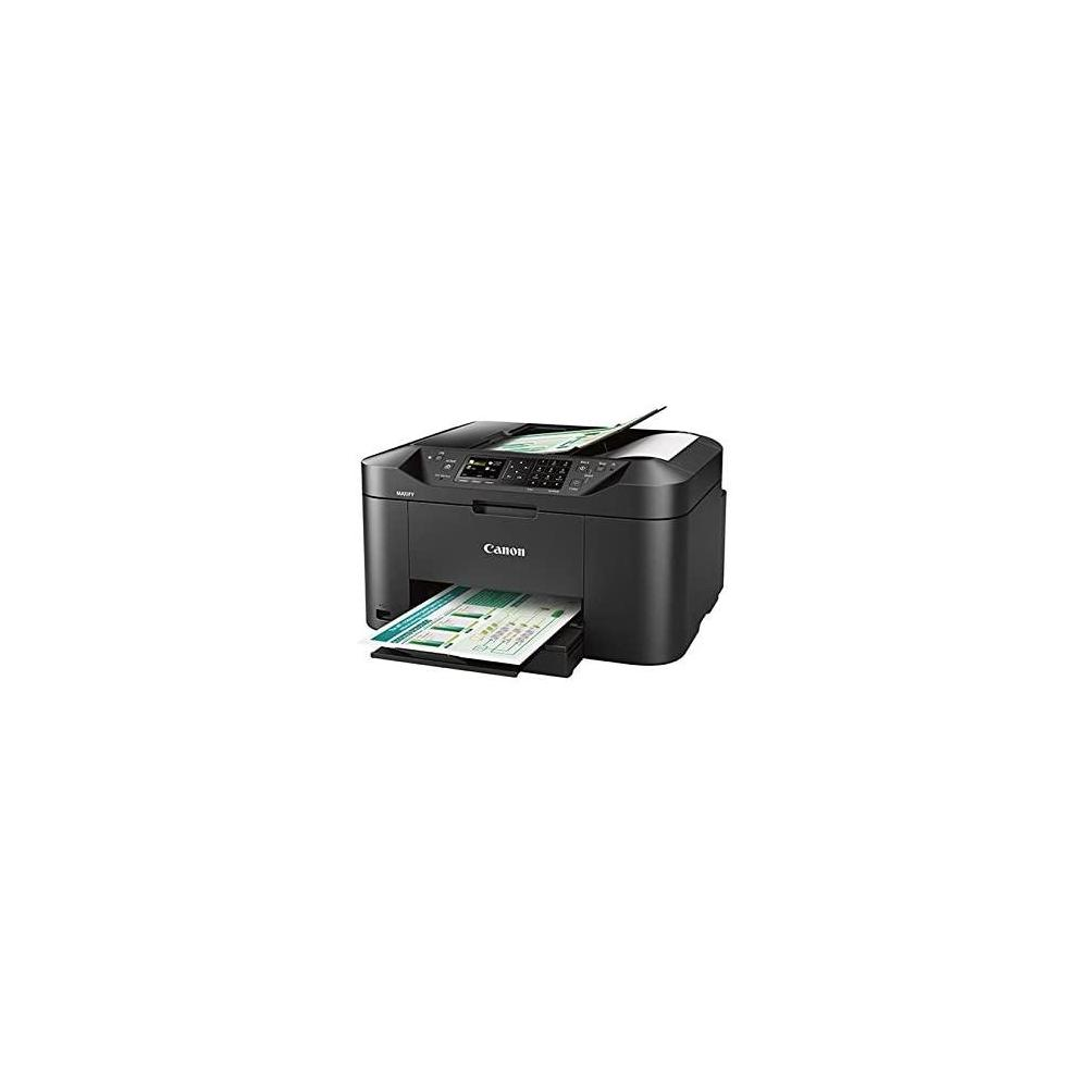 Canon Office Products Maxify Mb2120 Wireless Color Photo Printer With Scanner Copier And Fax