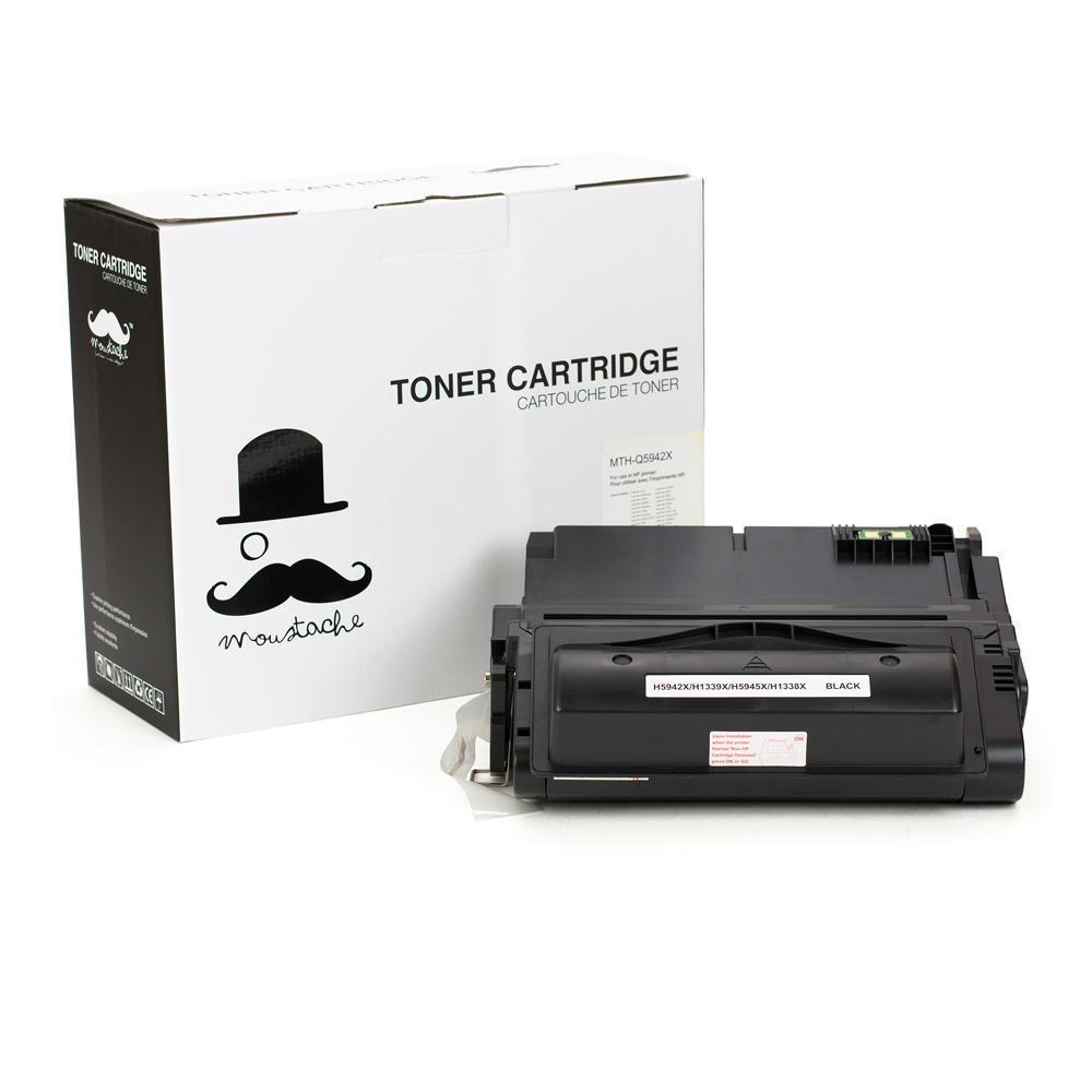 HP 42X Black Toner Cartridge High Yield HP LaserJet 4240 4250 4350 Q5942X NEW