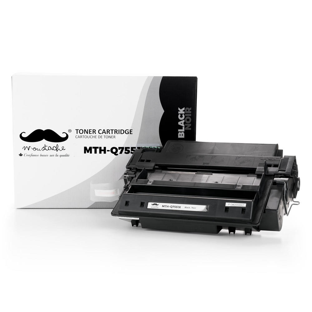 M3027 For HP® P3005 BRAND NEW UNOPENED Compatible Q7551X MICR toner cartridge