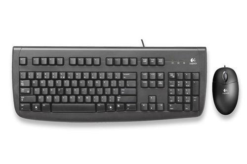 e19adabc8f9 Logitech USB Deluxe 350 Keyboard & Mouse(KM-LT-967972-0403)