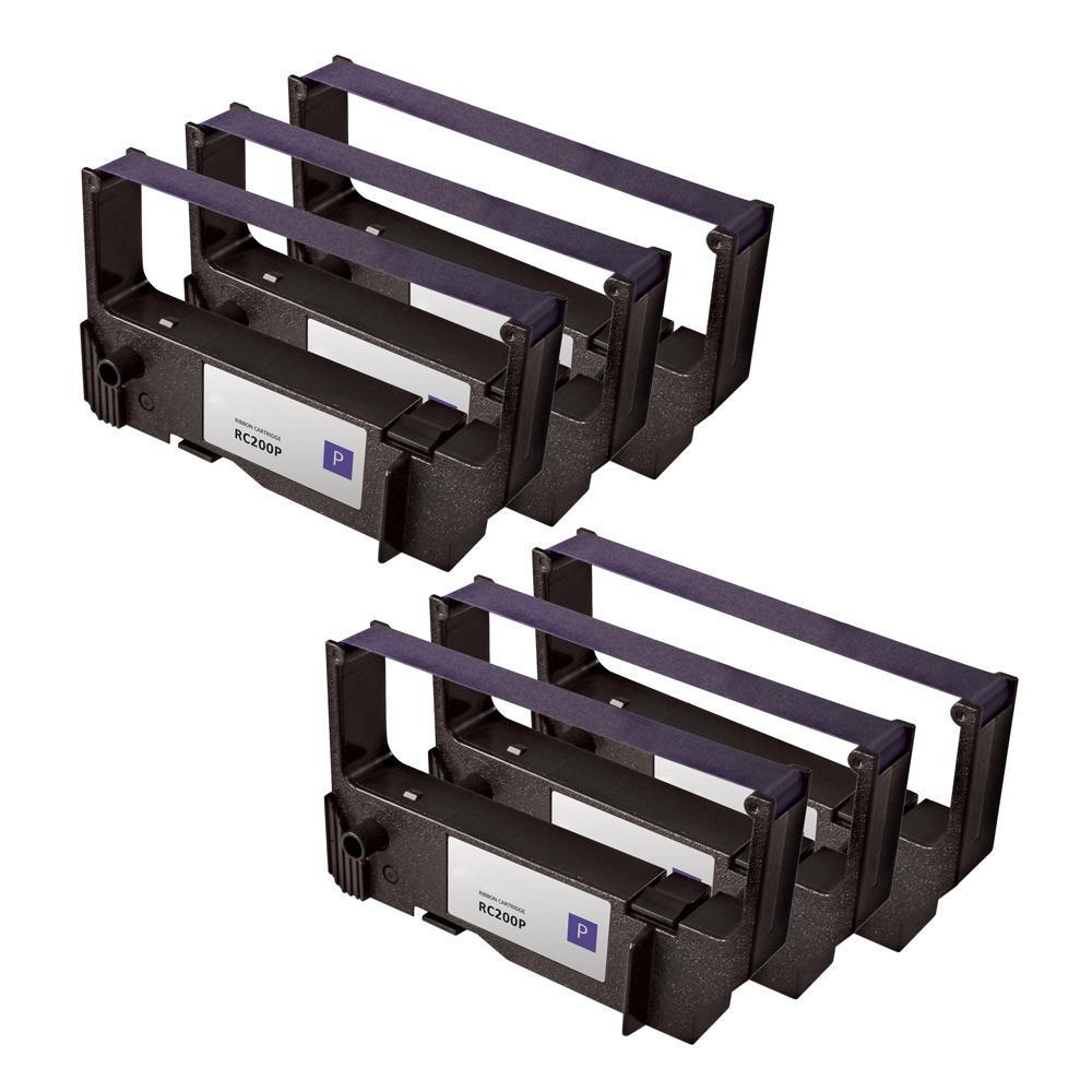 non-OEM Star Micronics SP500 Black Red Printer Ribbons