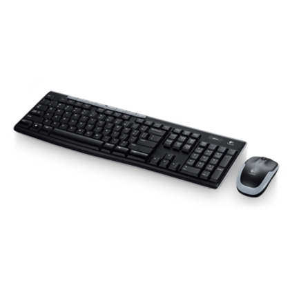 99916844c47 Logitech Wireless Combo MK260 English