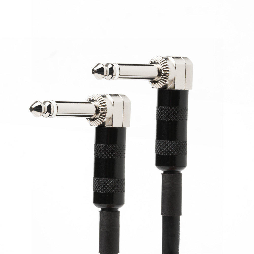 """50ft 6.35mm 1//4/"""" inch TS Male to Male M//M 20AWG Guitar and Instrument Cable"""