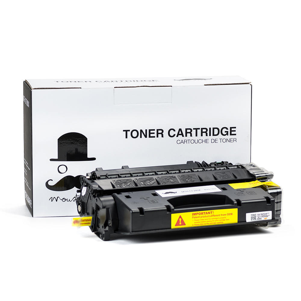 4 Pack CF280X 80X Toner Cartridge Compatible For HP Laserjet Pro 400 M425dw New