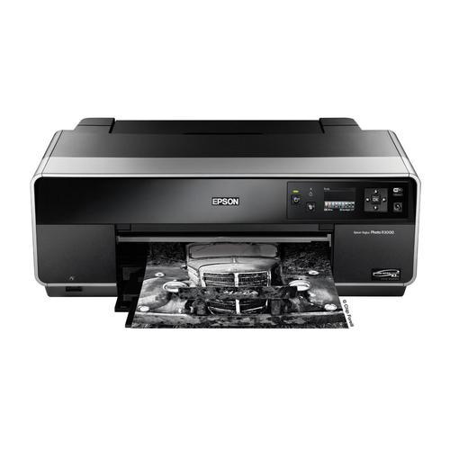 Epson Stylus Photo R3000 Wireless Wide-Format Color Inkjet Printer