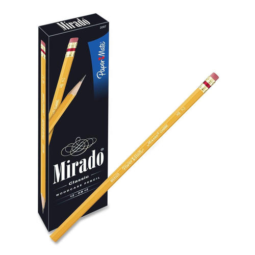 Classic Pencil 2 with Eraser