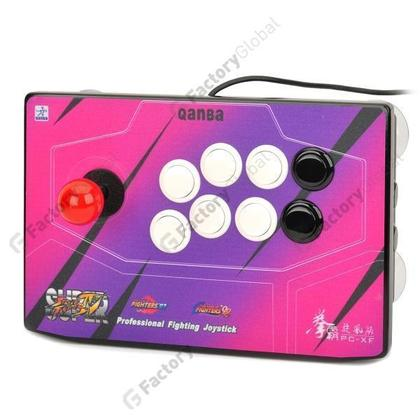 Reviews of Qanba PC-V8 USB Arcade Joystick for Computer