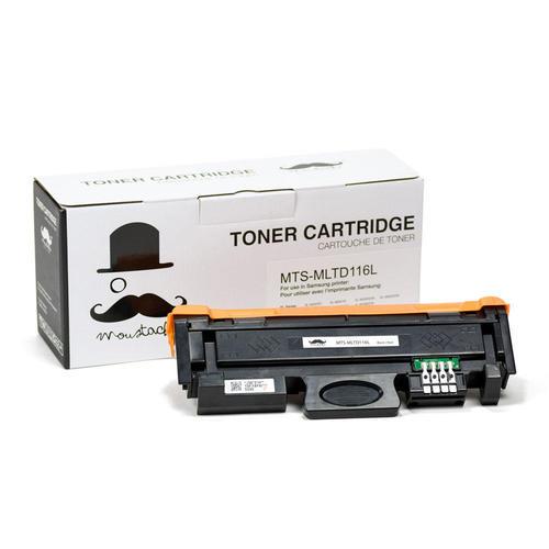 10 x MLT-D116L Black Laser Toner For Samsung 116 Xpress M2876 M2885FW M2835DW