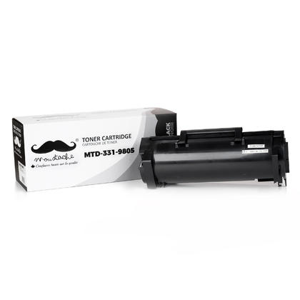 8 pack Extra HY Black /& Color Printer Toner Cartridge for Dell C3760DNF