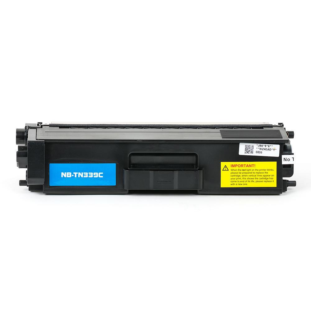 Brother Genuine TN339C Super High Yield Cyan Toner Cartridge