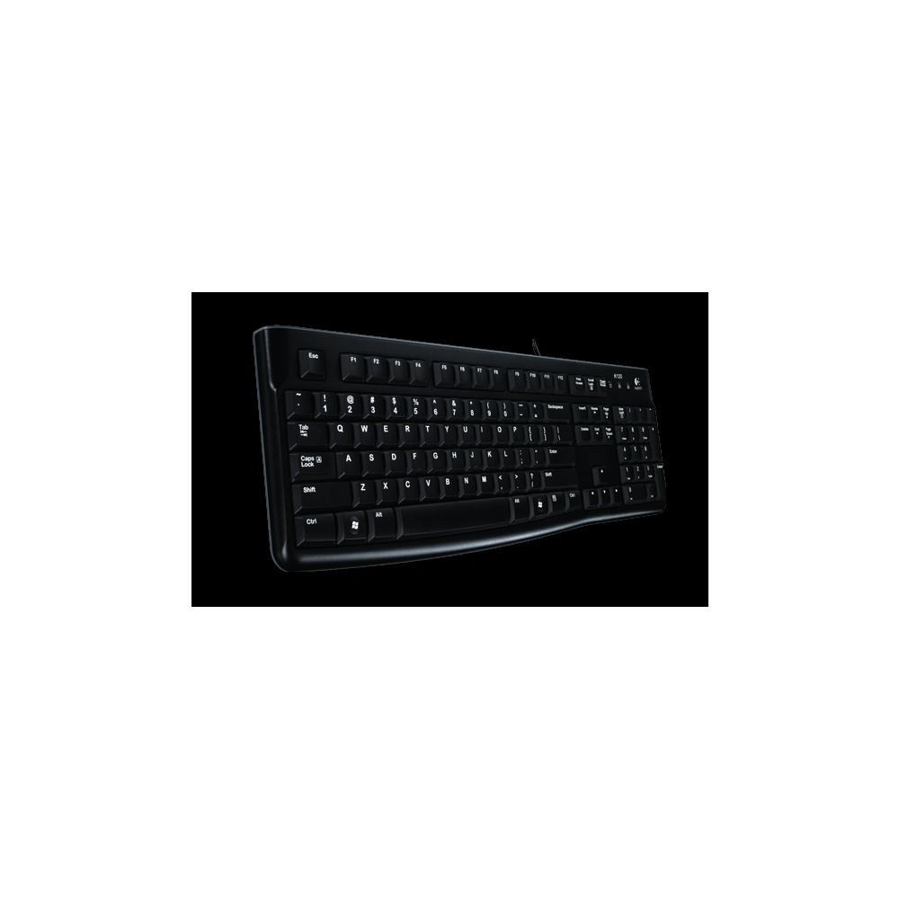 Logitech® Keyboard K120, French CDN Layout