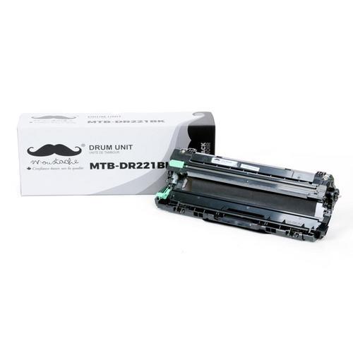 HL-3150CDN MFC-9340CDW MFC-9330CDW MFC-9130CW HL-3180CDW Moustache Compatible Brother TN-221 // TN221 Premium Quality Black BK Toner Cartridge for Brother DCP-9020CDN HL-3170CDW TN-221BK // TN221BK HL-3140CW