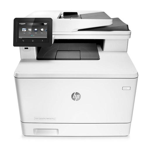 HP Color LaserJet Pro MFP M477fnw All-In-One Colour Laser Printer (CF377A)