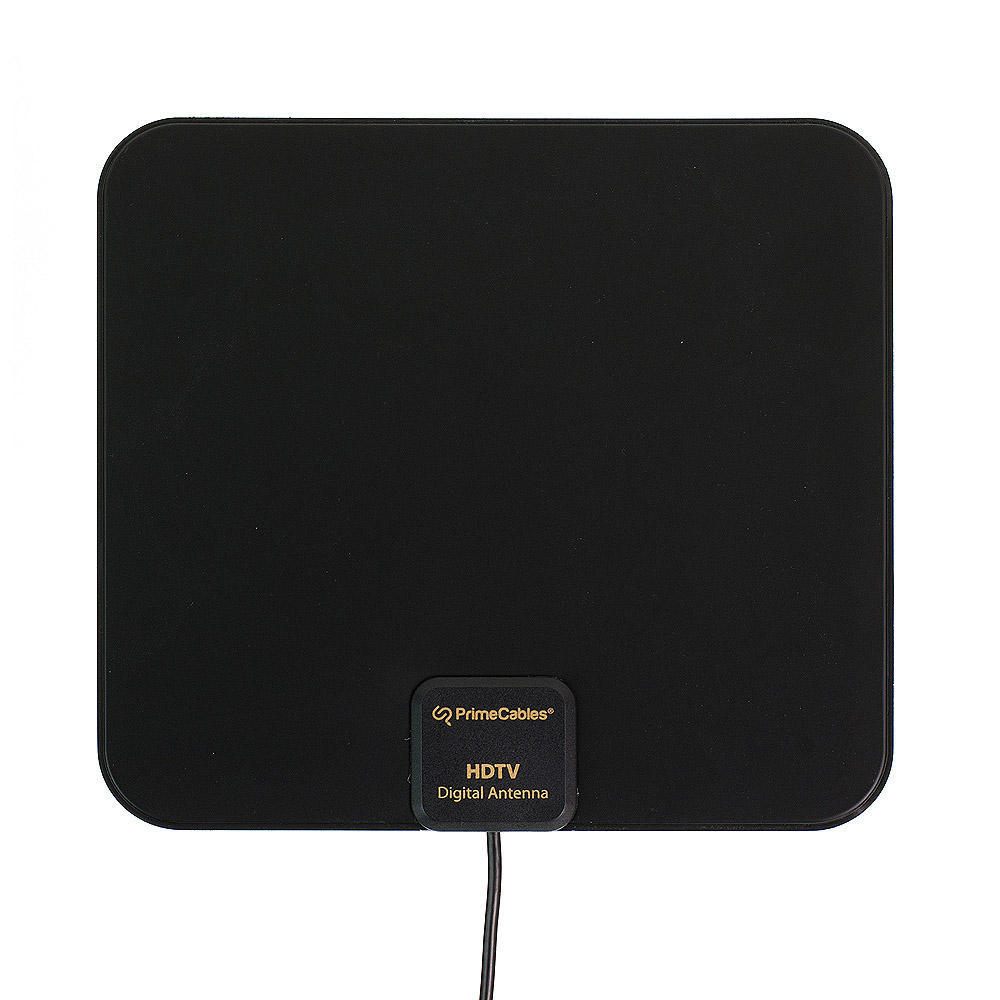 Super Thin Indoor HD TV Antenna - PrimeCables® on