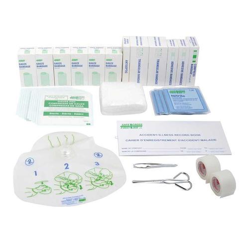 St John Ambulance Workplace First Aid Kit - 135-piece refill (federal  standard)