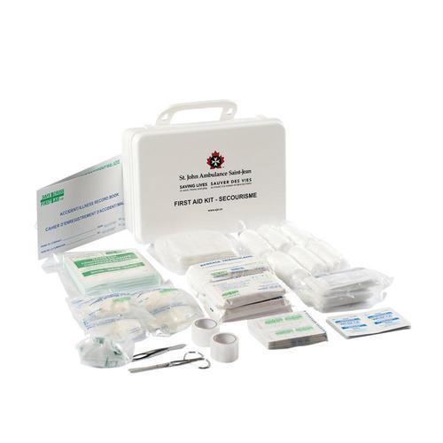 St  John Ambulance Federal Level B Canada Labour Code First Aid Kit 312074