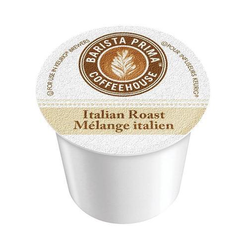 Barista Prima Coffeehouse® Coffee K-Cup® Pod, 24 Count - Italian Roast