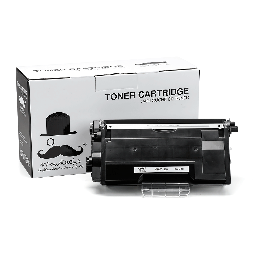 10 Pack Compatible TN880 Super High Yield Toner Cartridge for Brother HL-L6200DW