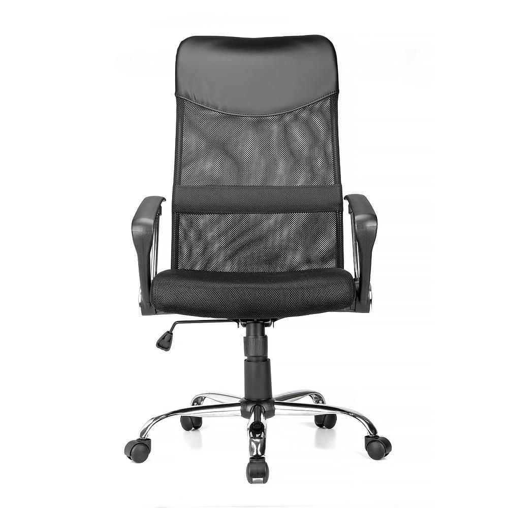 Ergonomic Mesh Office Chair Adjustable High Back Moustache