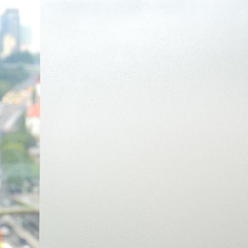 Non-Adhesive 3D Static Decorative Privacy Window Films with Heat Control &  Anti UV - LIVINGBasics™ - 60 x 200 cm