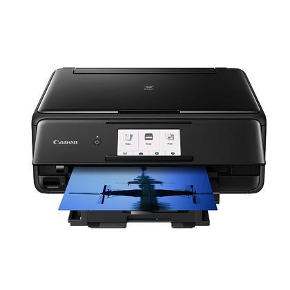 Canon PIXMA TS8120 All-In-One Color Inkjet Printer