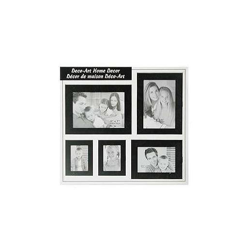 Decorative Metal Photo Frame Home Decor Gift Set 5 Pack 2 2 5 X3 5