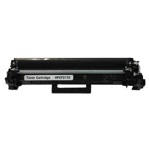 Compatible HP 17X CF217X Black Toner Cartridge Extra High Yield - With Chip