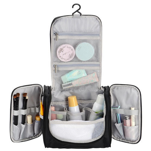 f815224cf0b6 Portable Travel Toiletry Bag Waterproof Washbag Hanging Organizer Pouch Bag  - SortWise™