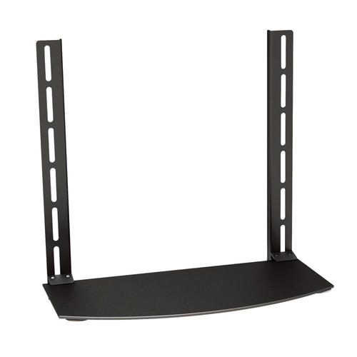 Support Dvd Pour Etagere Murale Tv Maximum 22 Lb Vesa 400x380 Noir Monoprice