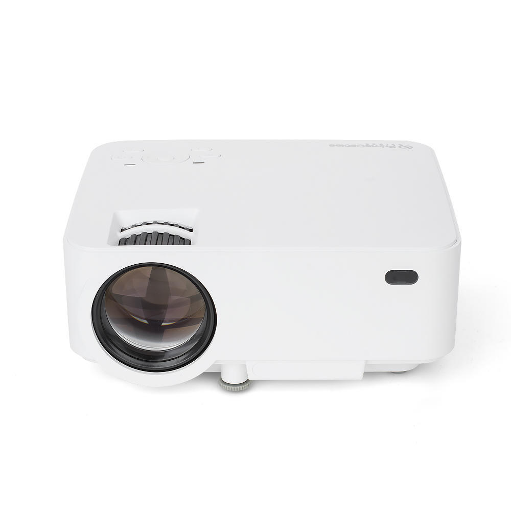 Portable Lcd Projector 1500 Lumens Multimedia Home Theater Video Projector Primecables Openbox
