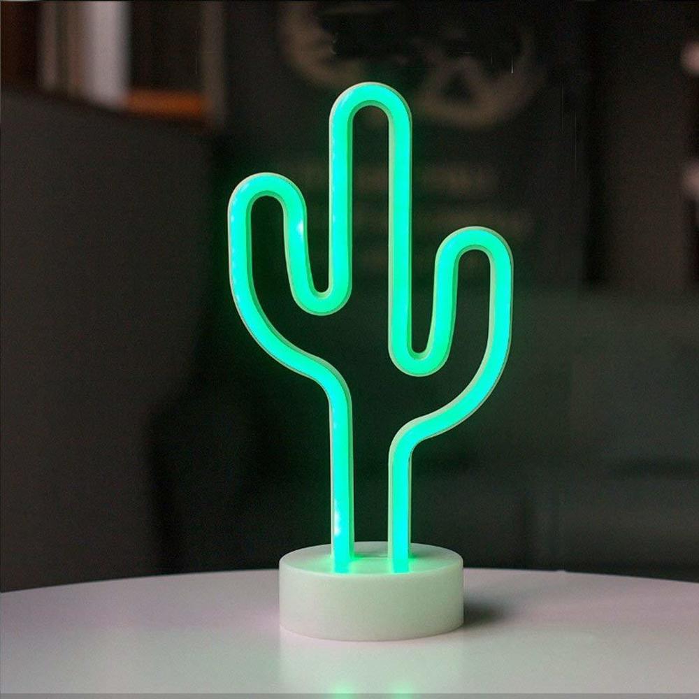 Neon Desklamp