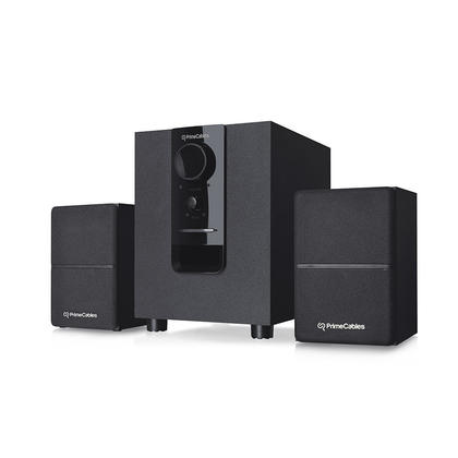 2 1 bluetooth multimedia stereo powered speaker and subwoofer set -  primecables�