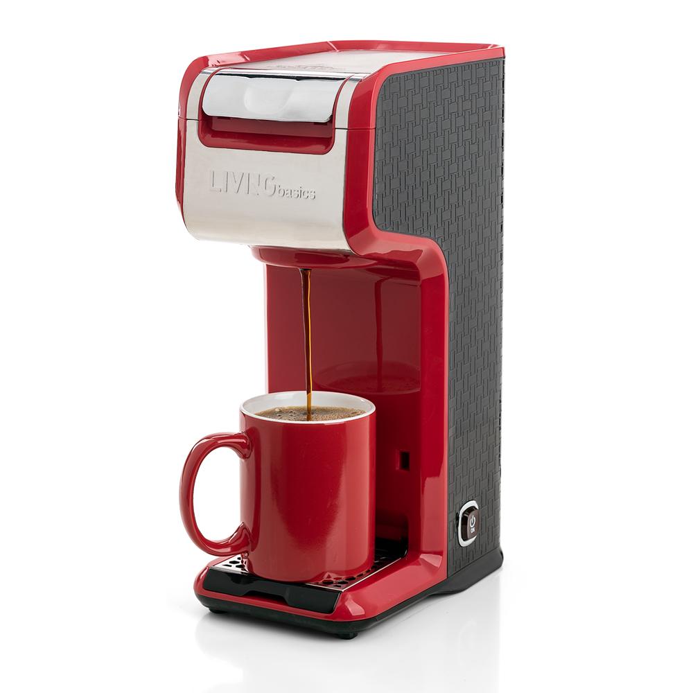 K Cups Single Serve Coffee Maker