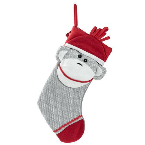 da03807f2 Christmas Stocking Sock Monkey 19