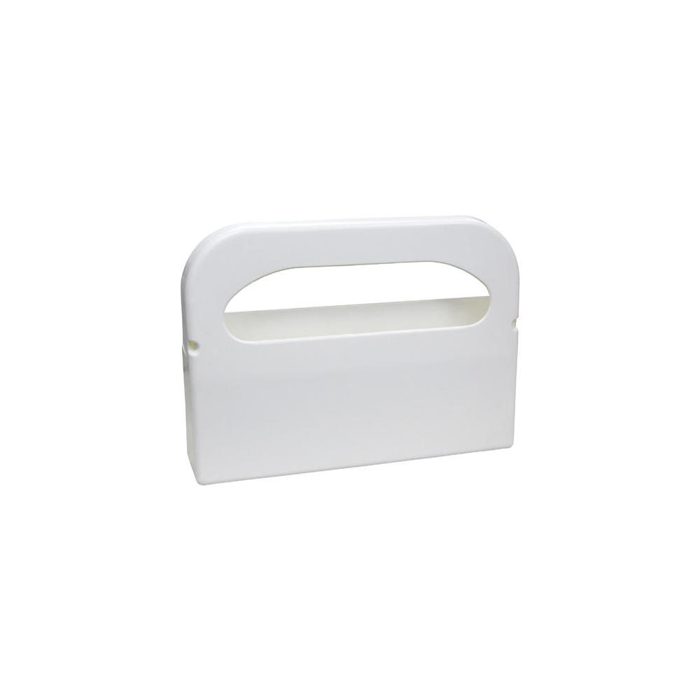 Hospeco Discreet Seat DS-1000 Half-Fold Toilet Seat Covers White 4 Pack of 250