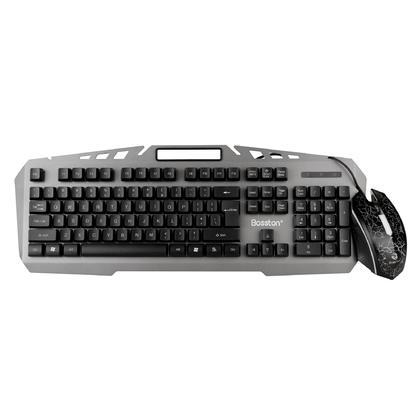 Logitech MK345 Wireless Keyboard and Optical Mouse Combo (French Keyboard)