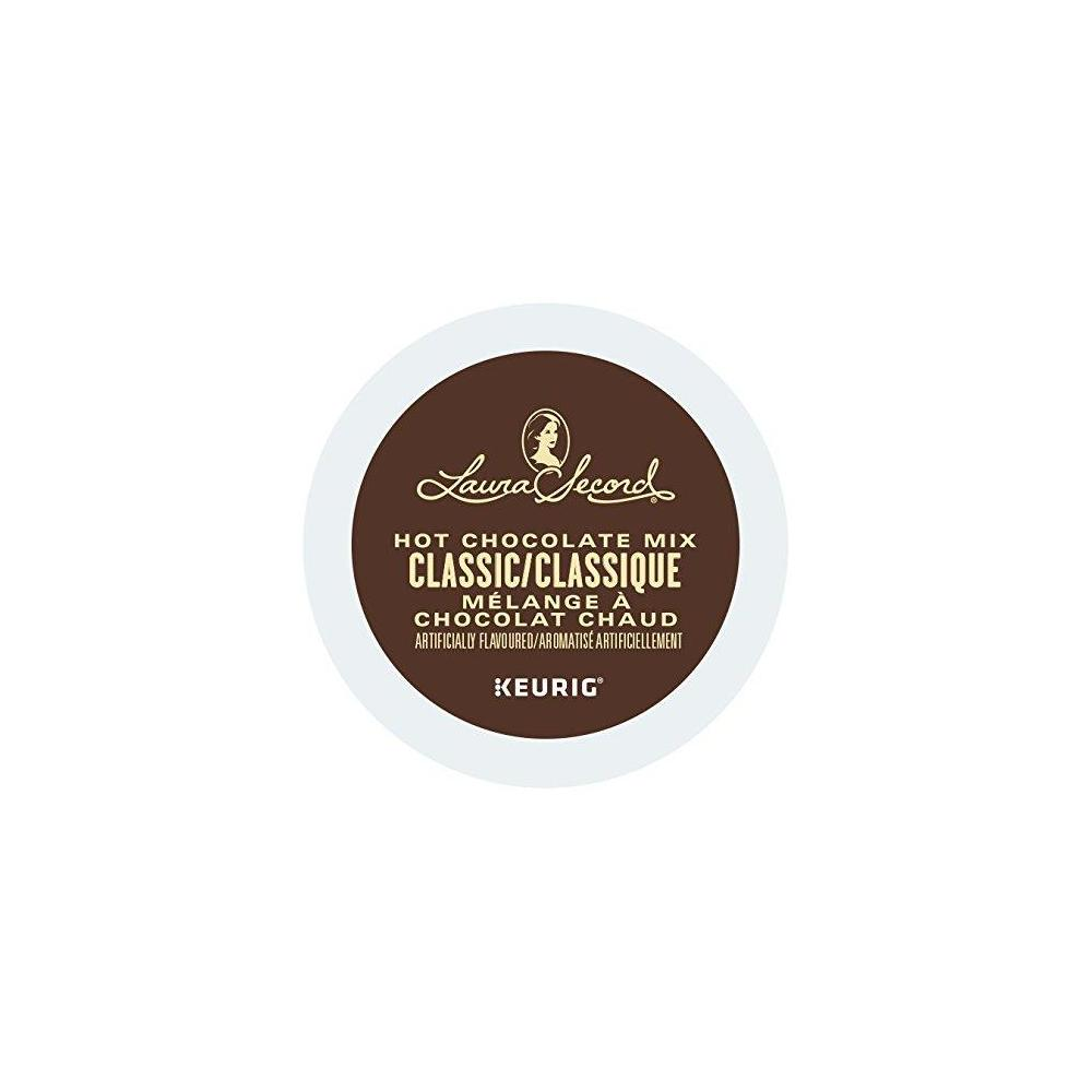 Laura Secord Hot Chocolate Single Serve Keurig K-Cup 24/Pack - Classic
