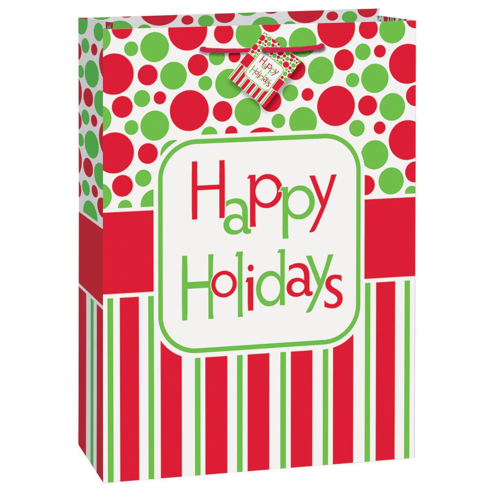 10 Couleurs JJQHYC 20 pcs Sac Cadeaux Non Tiss/é R/éutilisable Sac /à Provisions avec Poign/ée Robuste pour F/ête ou Usage Quotidien