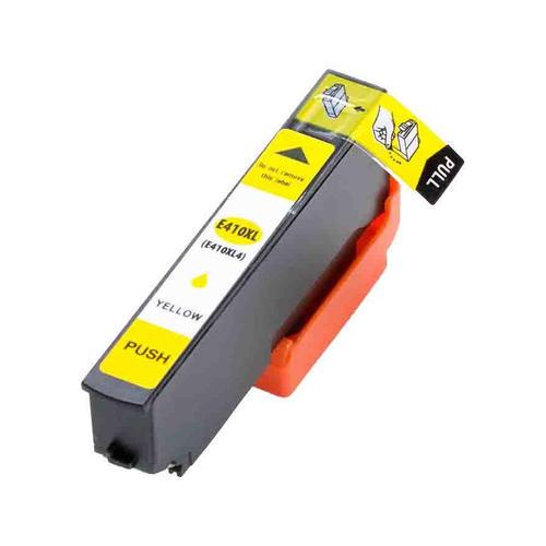 Epson 410XL Yellow Ink Cartridge, High Capacity (T410XL420