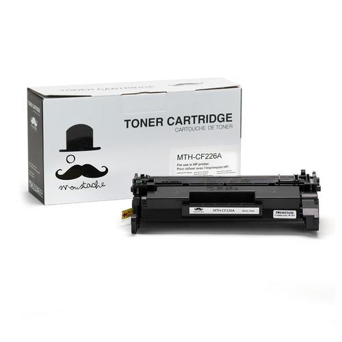 Moustache Compatible HP 26A CF226A Black Toner Cartridge