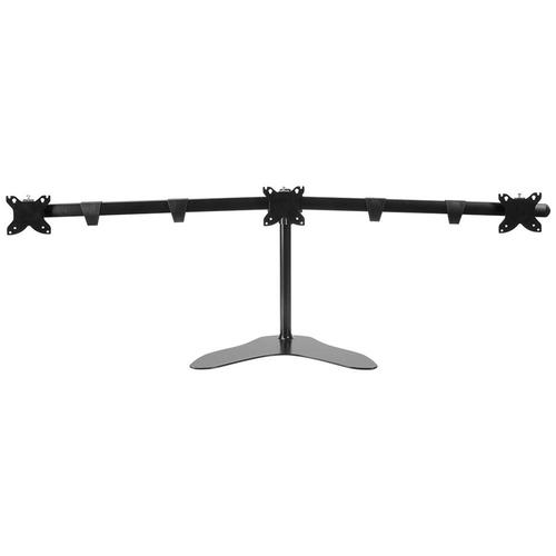 Monoprice Triple Monitor Free Standing Desk Mount 15~30 in