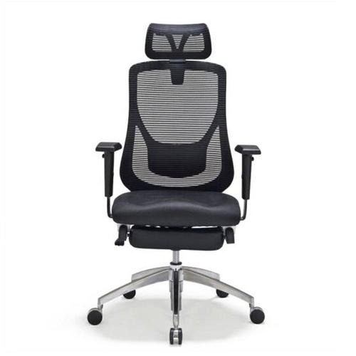 Ergonomic office chair with footrest - $169.95