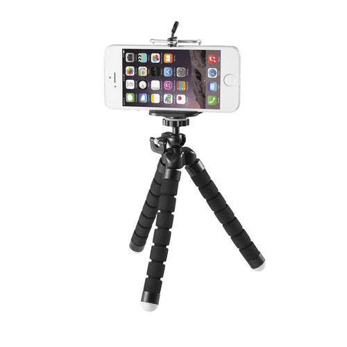 PrimeCables Portable and Adjustable Camera Mini Tripod Stand Holder